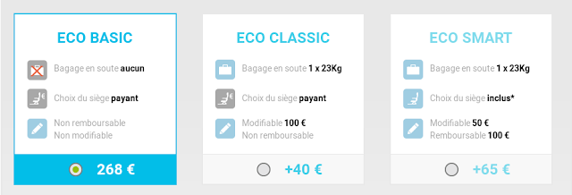 Eco Classic, Eco Basic, Eco Smart Service Corsair
