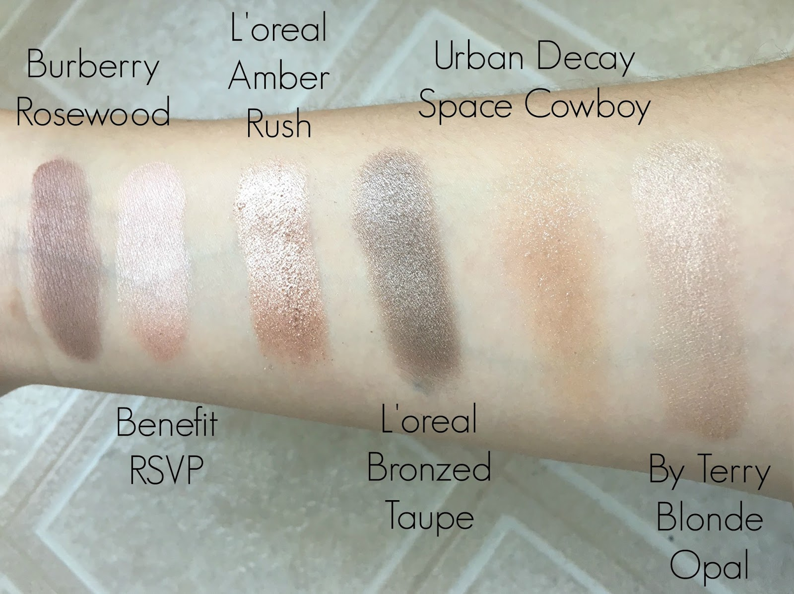 Easiest No Fail One and Done Eyeshadows