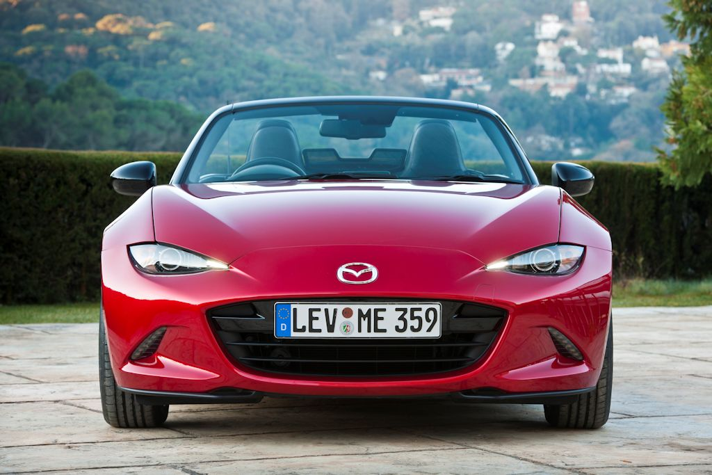 This Is Your 2016 Mazda MX 5 Brochure