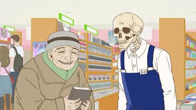 Gaikotsu Shotenin Honda-san – Episódio 06