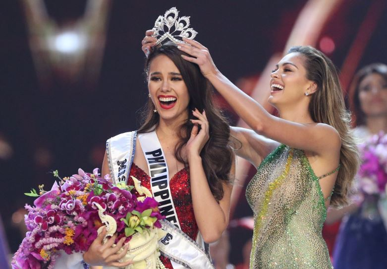 Congratulations to our new Queen! Catriona Gray wins Miss Universe!