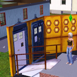 9th & 10th Doctors Larger on the Inside Doors- Preview Image