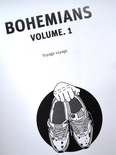 Bohemians Zine @Editions_premier