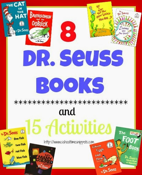 go along book activities