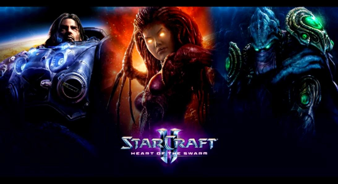 Starcraft 2 Iphone Wallpaper Cool Hd Wallpapers