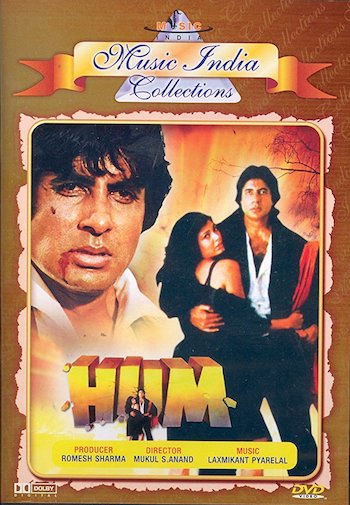 Hum 1991 Hindi 720p WEB-DL 1.2GB