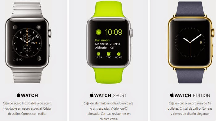 comprar apple watch