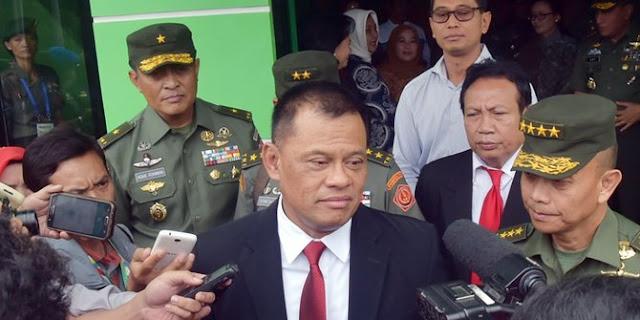 Gatot Nurmantyo: Kalau Rakyat Menghendaki Saya Siap jadi Presiden