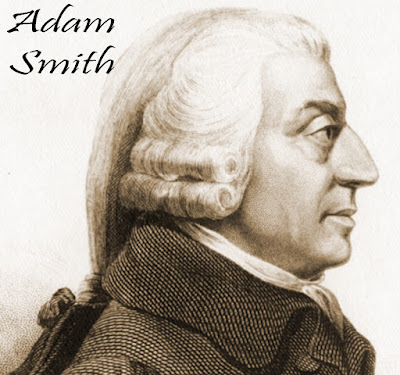 Biografi dan Teori Adam Smith