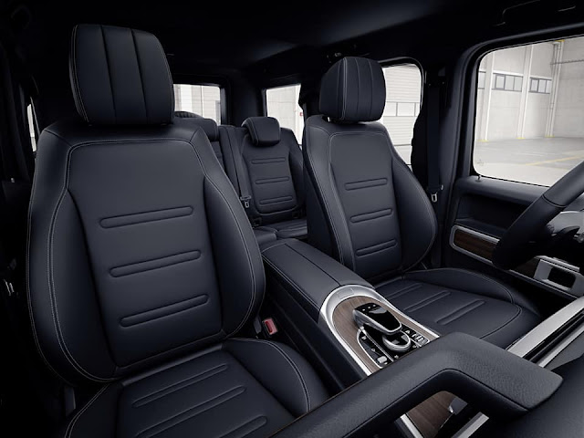 Mercedes-Benz Classe G 2019 - interior