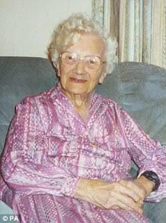 Gladys Hooper is died