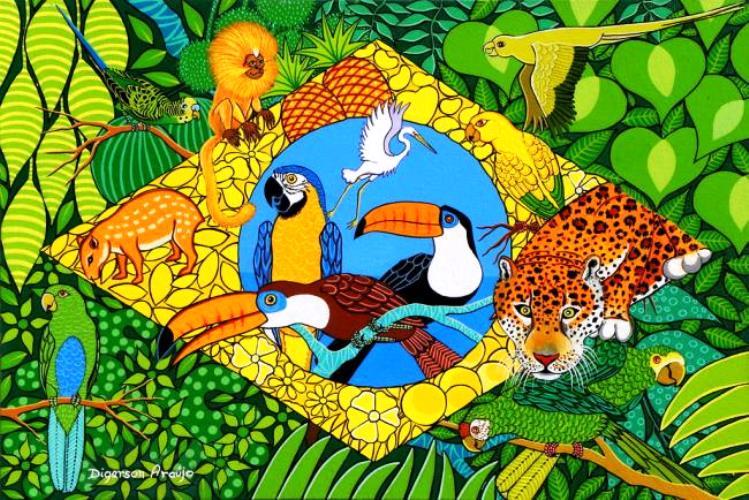 Resultado de imagem para biodiversidade