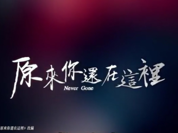 📺 Chinese Tv Series Review: Never Gone (原來你還在這裡)