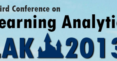 Third International Conference on Learning Analytics