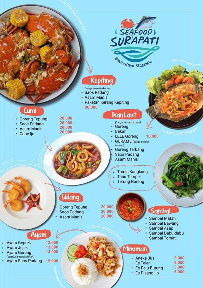 warung seafood surapati