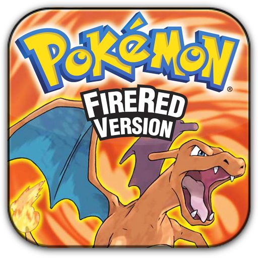 Image result for pokemon fire red baixar cover