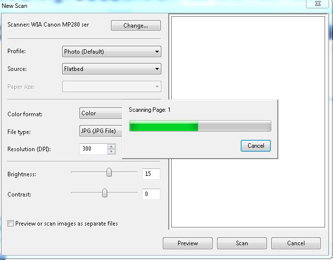 Cara Scan Dokumen Menggunakan Printer Canon Mp 287 Sanjayaops