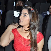 Hansika hot transperant mini skirt stills