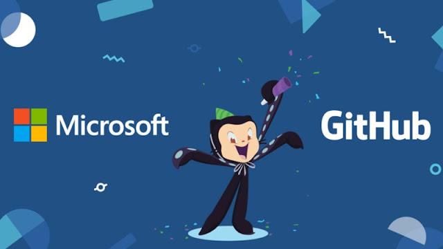 Microsoft e GitHub