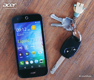 Acer Liquid Z330, LTE Android Lollipop for Less Than 4K
