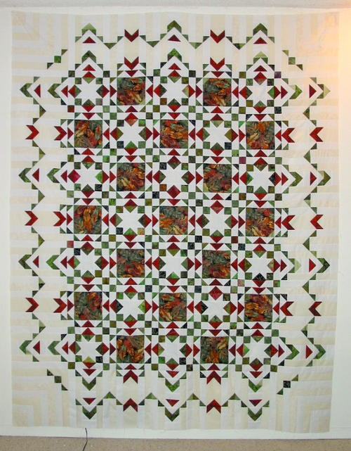 Autumn in the Southwest Quilt Free Pattern