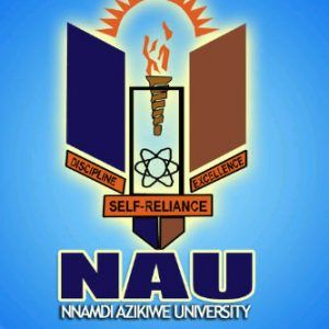 Nnamdi Azikiwe University, UNIZIK 2017/2018 admission list