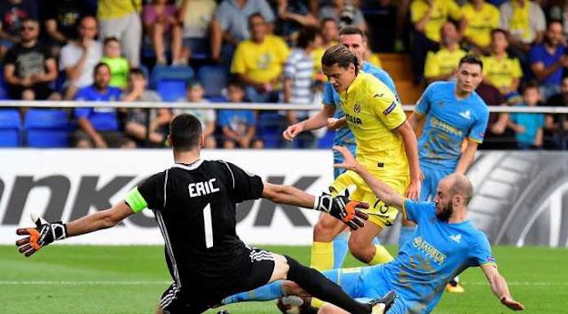 Prediksi Astana vs Villarreal Liga Eropa