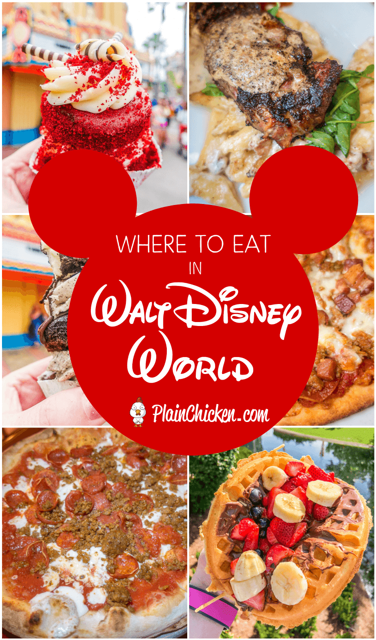Best restaurants at walt disney world