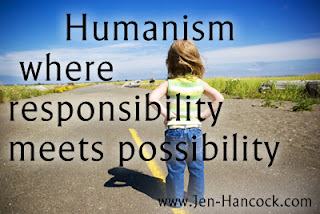 Humanism: where possibility meets responsibility