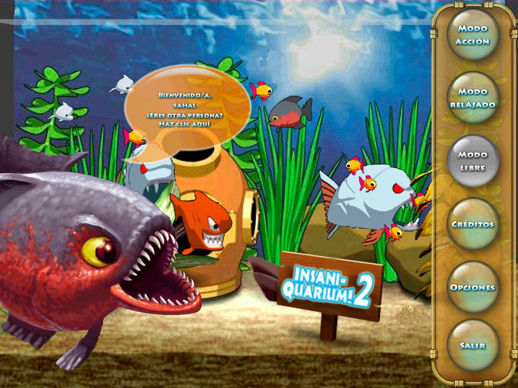 How to download insaniquarium deluxe for free full version for pc.