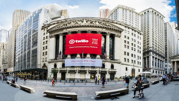 替矽谷新創打強心針! Twilio上市首日股價上漲60%,超越華爾街預期