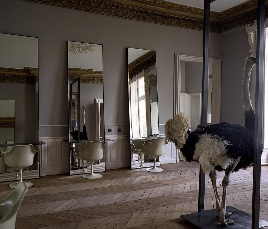 OKO Design Blog David Mallet Hair Salon in Paris