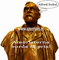 Bild på Alfred Nobel