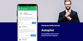 تحميل Bitdefender Mobile Security
