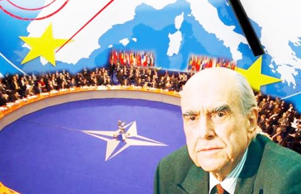 'Οταν ο Παπανδρέου σε στιγμές ειλικρίνειας είπε ότι υπάρχει σχέδιο καταστροφής των εθνών [Βίντεο]