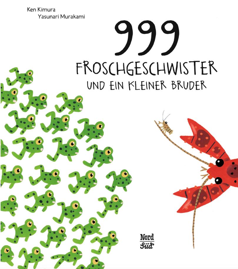 schaeresteipapier: Bilderbuch - 999 Froschgeschwister und ein ...