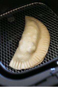 Air Fryer Beef Empanadas