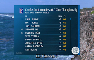 Corales Puntacana Resort & Club Championship AsiaSat 5 Biss Key 2 April 2019