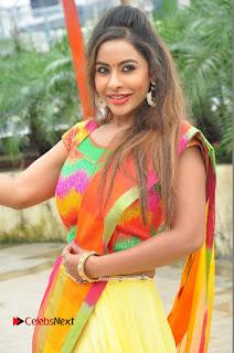 Actress Sri Reddy Pictures at Dandiya Navrang Utsav 2016 Curtain Raiser Event  0064.JPG