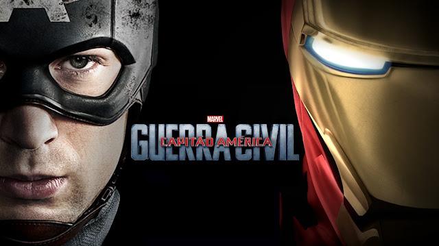 O filme Capitão América: Guerra Civil é mais um dos filmes que estão sendo pirateados em larga escala pela internet.