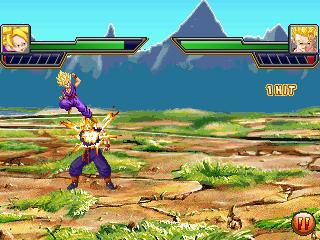 Game 7 VIÊN NGỌC RỒNG – Chiến cùng SonGoKu. Trong game bạn sẽ nhập vai  SonGoKu để chiến đấu với Mabư,Fide,Pocolo… cùng với võ công Kamejoko huyền  thoại
