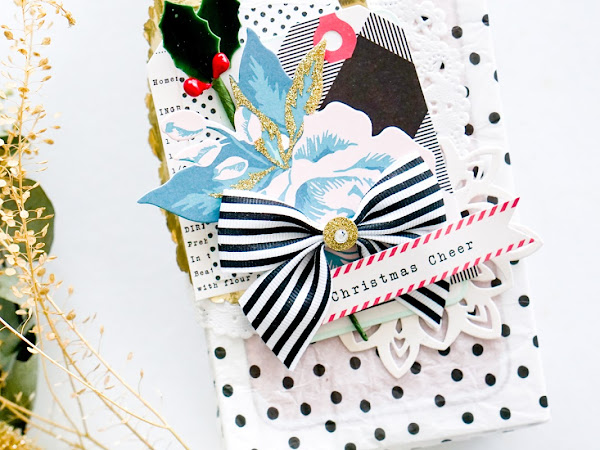 Maggie Holmes Design Team : Christmas Gift Wrap