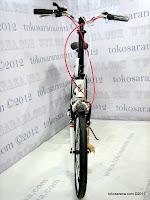 D 20 Inch Element 911 Police Folding Bike