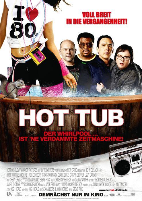 Hot Tub Time Machine สี่เกลอเจาะเวลาป่วนอดีต [HD][พากย์ไทย]