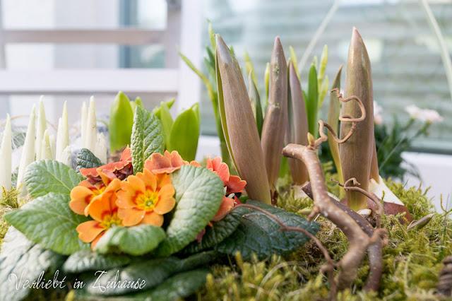 Haustür Dekoration Frontdoor decoration Ostern Easter