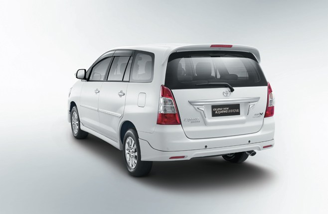 Toyota Grand New Kijang Innova