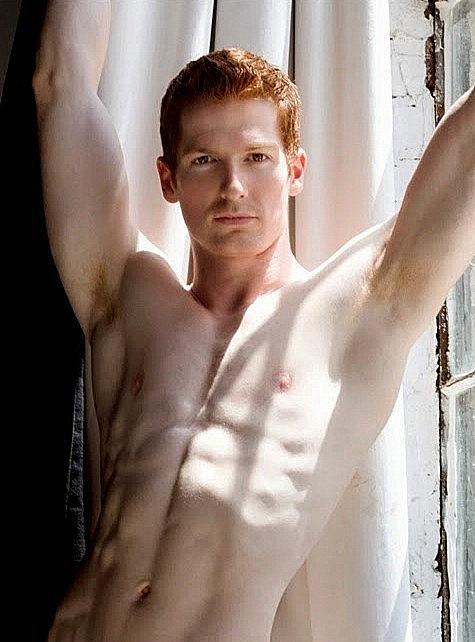 Redhead nude male pics — img 6