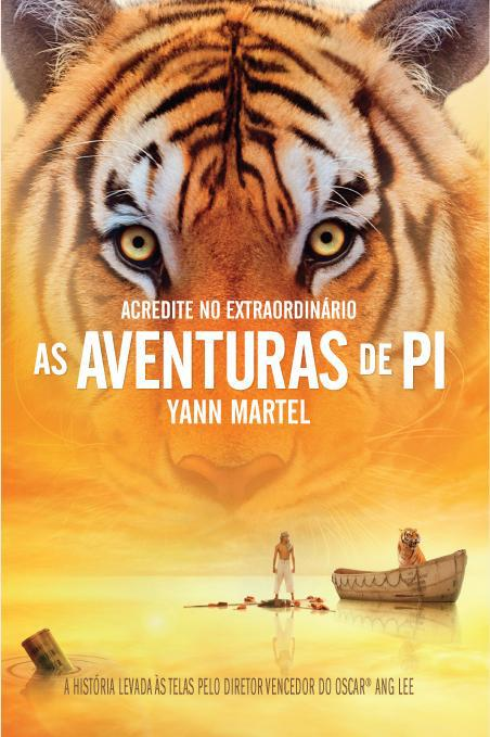 "News: Capa do livro ""As Aventuras de Pi"", de Yann Martel 17"