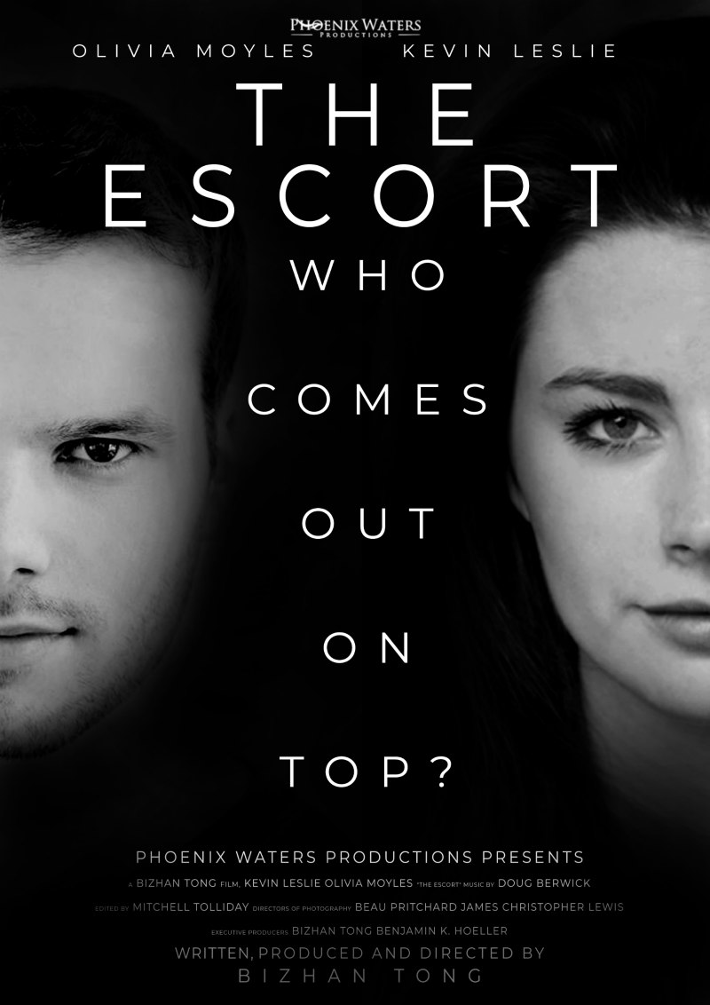 the escort film poster