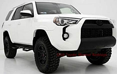 2018 toyota 4runner changes specs release date and engine auto toyota review. Black Bedroom Furniture Sets. Home Design Ideas